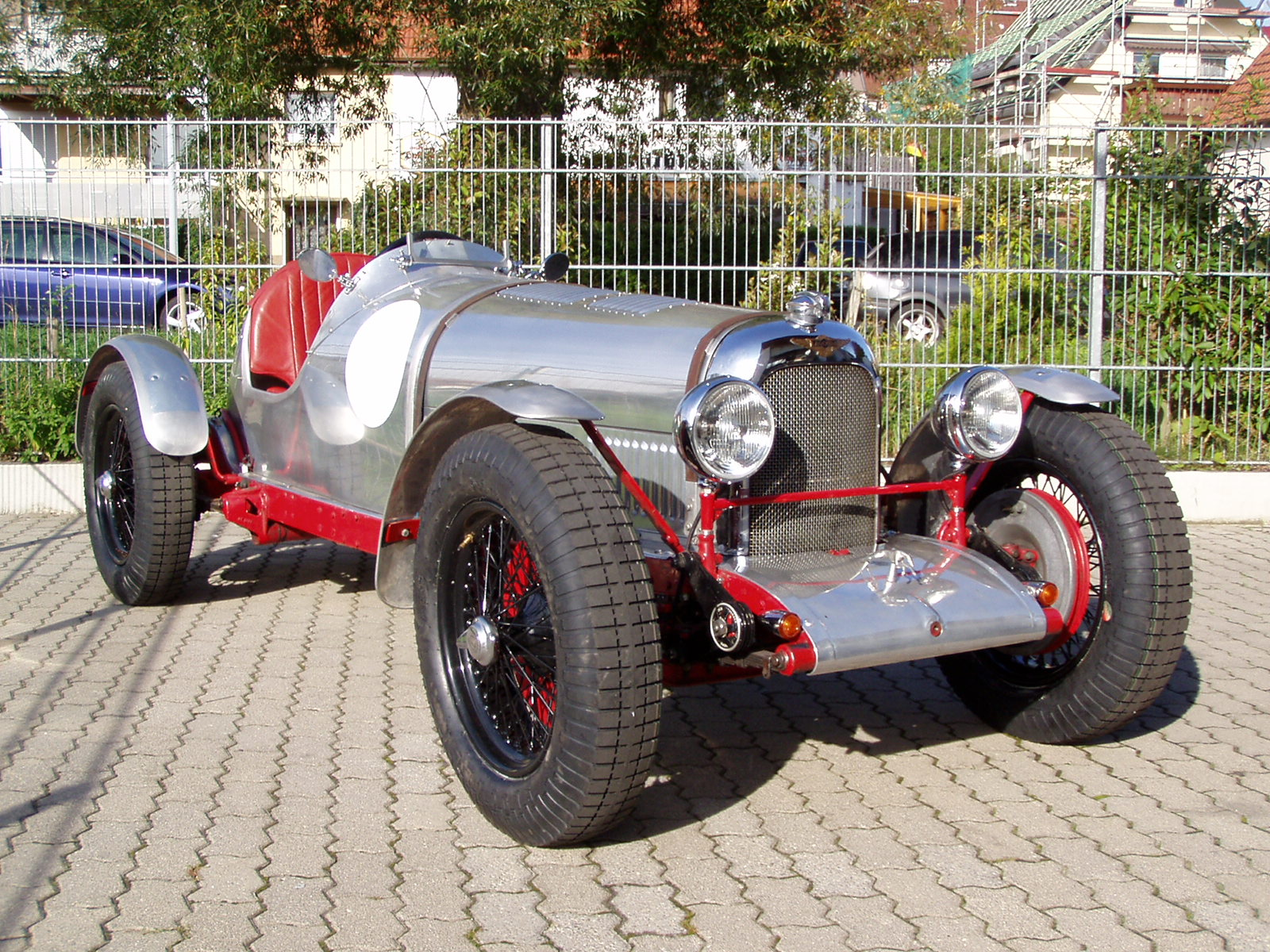 Cartronic Restauration Lagonda Rapier