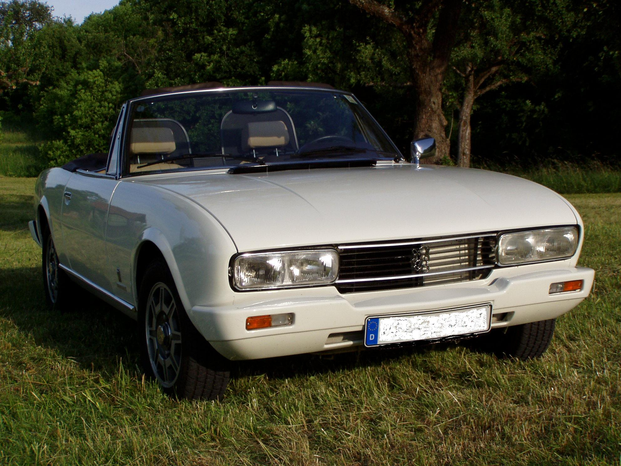Cartronic Restauration Peugeot 504